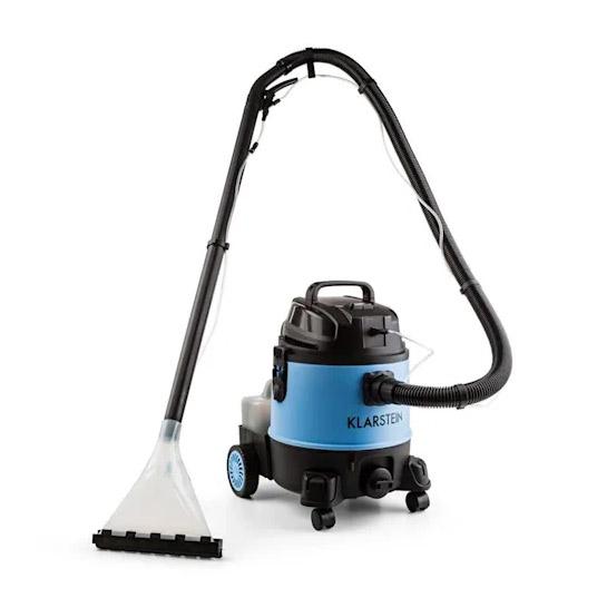 3 az 1-ben kombinált porszívó: száraz és nedves használatra, valamint samponozásra a szőnyegek, talajok és autó belsőtér takarításához
